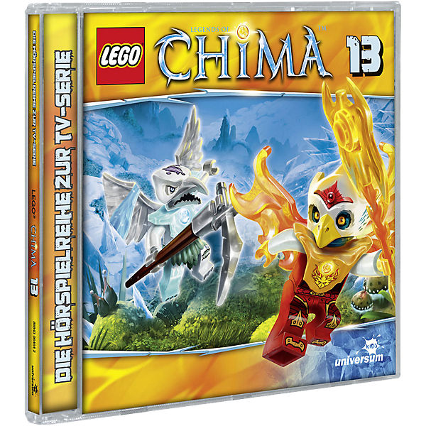 CD LEGO: Legends of Chima 13