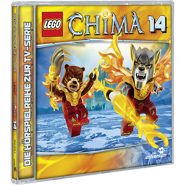 CD LEGO: Legends of Chima 14