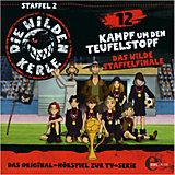 CD Die wilden Kerle 12 - Kampf um den Teufelstopf