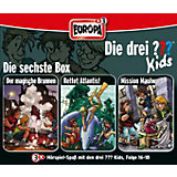 CD Die Drei ??? Kids 06 - 3er Box