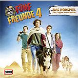 CD Fünf Freunde 04 - Hörspiel zum Film