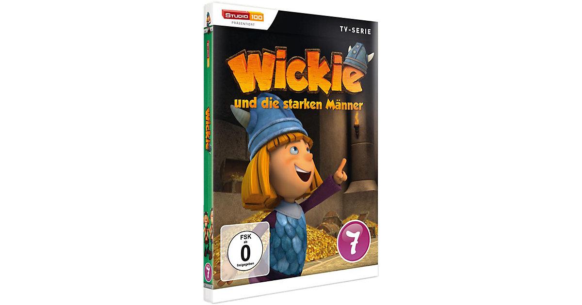 DVD Wickie und die starken Männer 07