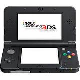 New Nintendo 3DS, schwarz