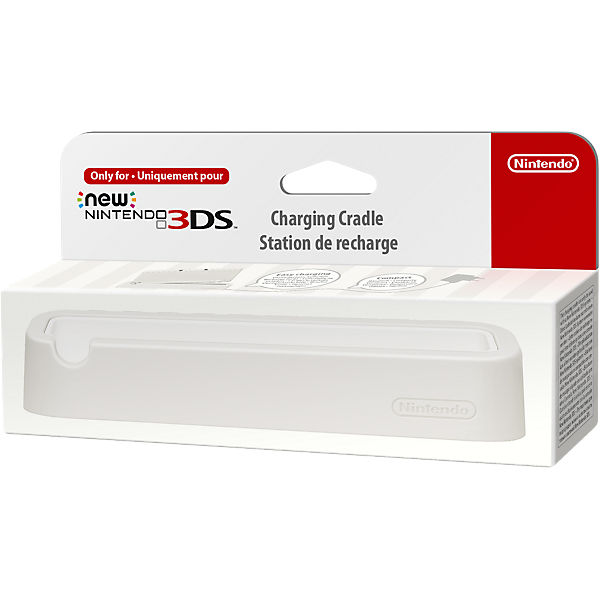 New Nintendo 3DS Ladestation