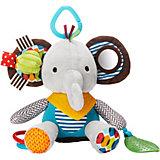 """Развивающая игрушка-подвеска """"Слон"""", Skip Hop"""