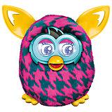 """Интерактивная игрушка Furby Boom (Ферби бум) """"В клетку"""""""