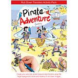 """Набор для творчества """"Пиратские приключения"""", Scribble Down"""