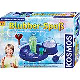 Experimentierkasten Blubber-Spaß
