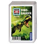 WAS IST WAS Dinosaurier Trumpfspiel
