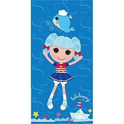 """Полотенце """"Синяя куколка"""" 50*90 см, Lalaloopsy"""