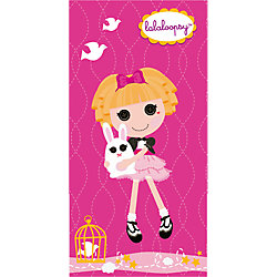 "Полотенце ""Розовая куколка"" 50*90 см, Lalaloopsy"