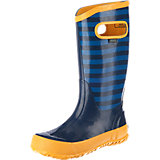BOGS Kinder Gummistiefel Rainboot Stripes