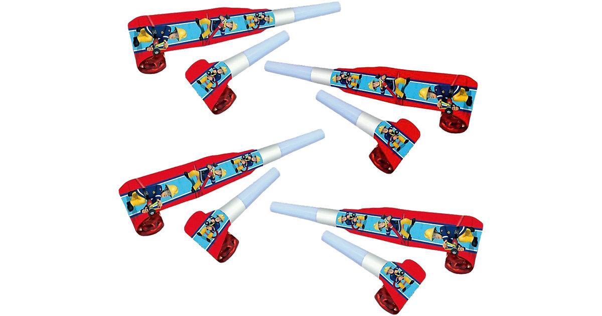 8 Luftrüssel Feuerwehrmann Sam