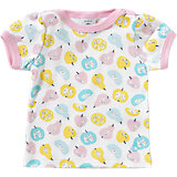 PETIT BATEAU Baby T-Shirt für Mädchen