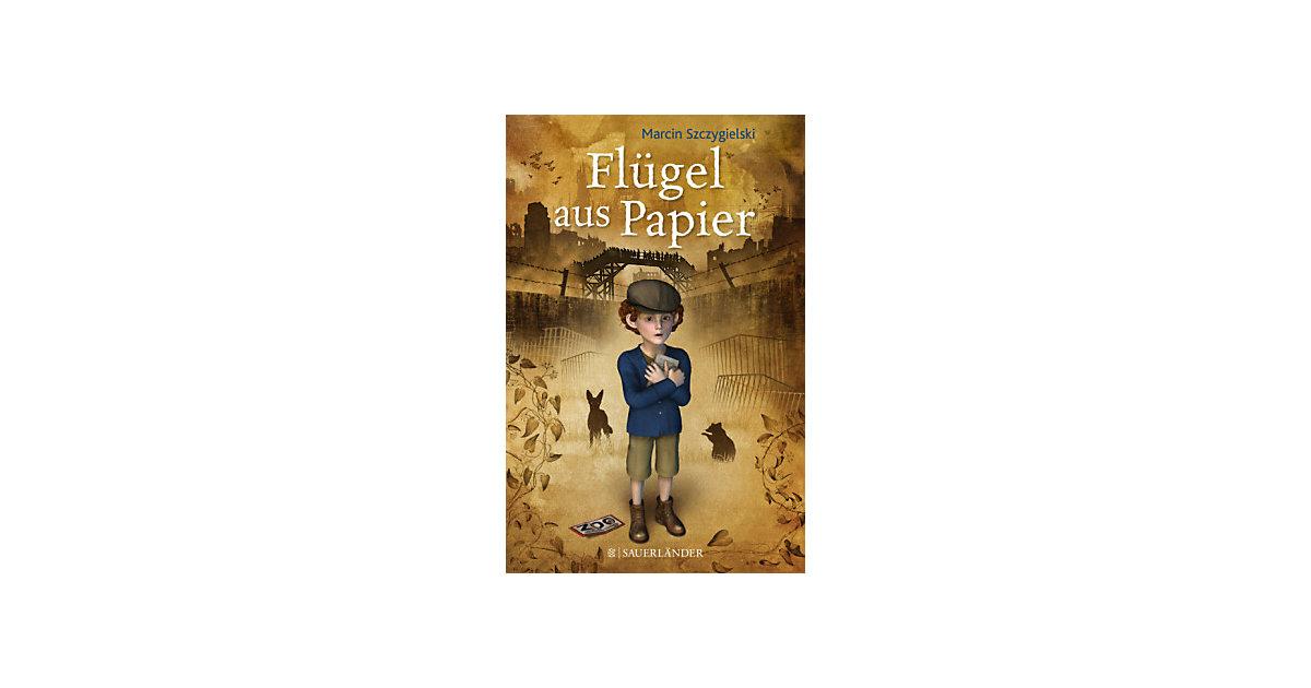 Buch - Flügel aus Papier