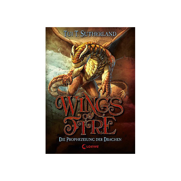 Wings of Fire: Die Prophezeiung der Drachen
