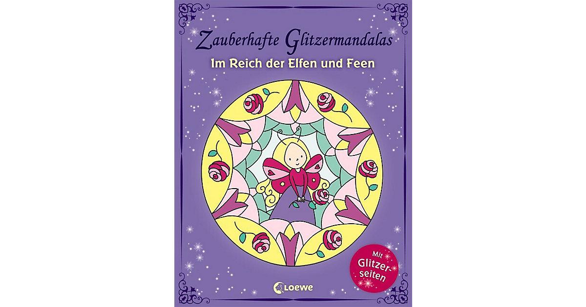 Buch - Zauberhafte Glitzermandalas: Im Reich der Elfen und Feen