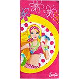 Badetuch Barbie, 75 x 150 cm