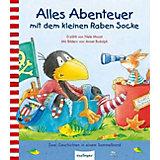 Kleiner Rabe Socke: Alles Abenteuer mit dem kleinen Raben Socke