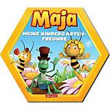 Biene Maja: Kindergartenfreundebuch in Wabenform