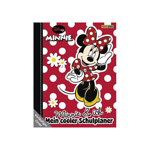 Minnie Mouse: Mein cooler Schulplaner