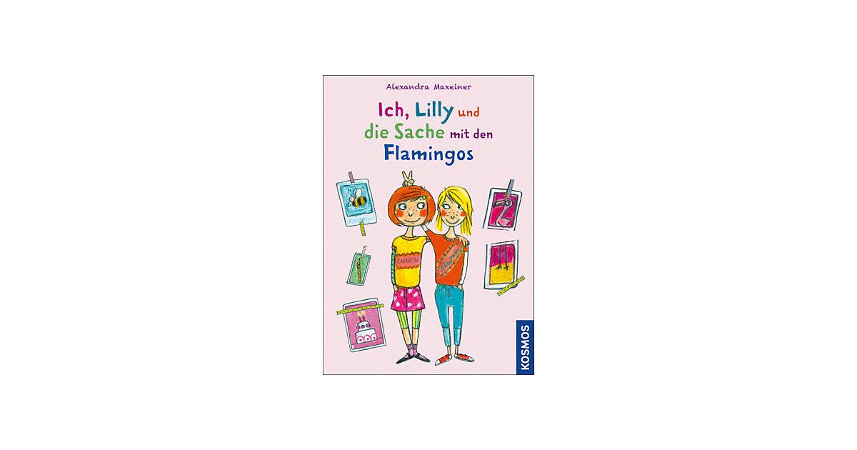 Buch - Ich, Lilly und die Sache mit den Flamingos