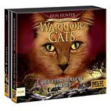 Warrior Cats - Zeichen der Sterne: Der verschollene Krieger, 5 Audio-CDs, Teil 5