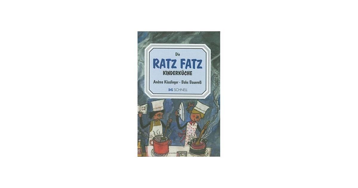 Buch - Ratz Fatz Kinderküche