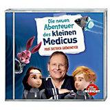 Die neuen Abenteuer des kleinen Medicus, Audio-CD