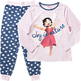 HEIDI Schlafanzug für Mädchen
