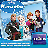 CD Disney Die Eiskönigin - Völlig Unverfroren (Karaoke Version)
