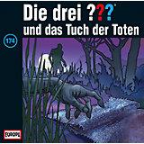 CD Die Drei ???174 - Das Tuch der Toten