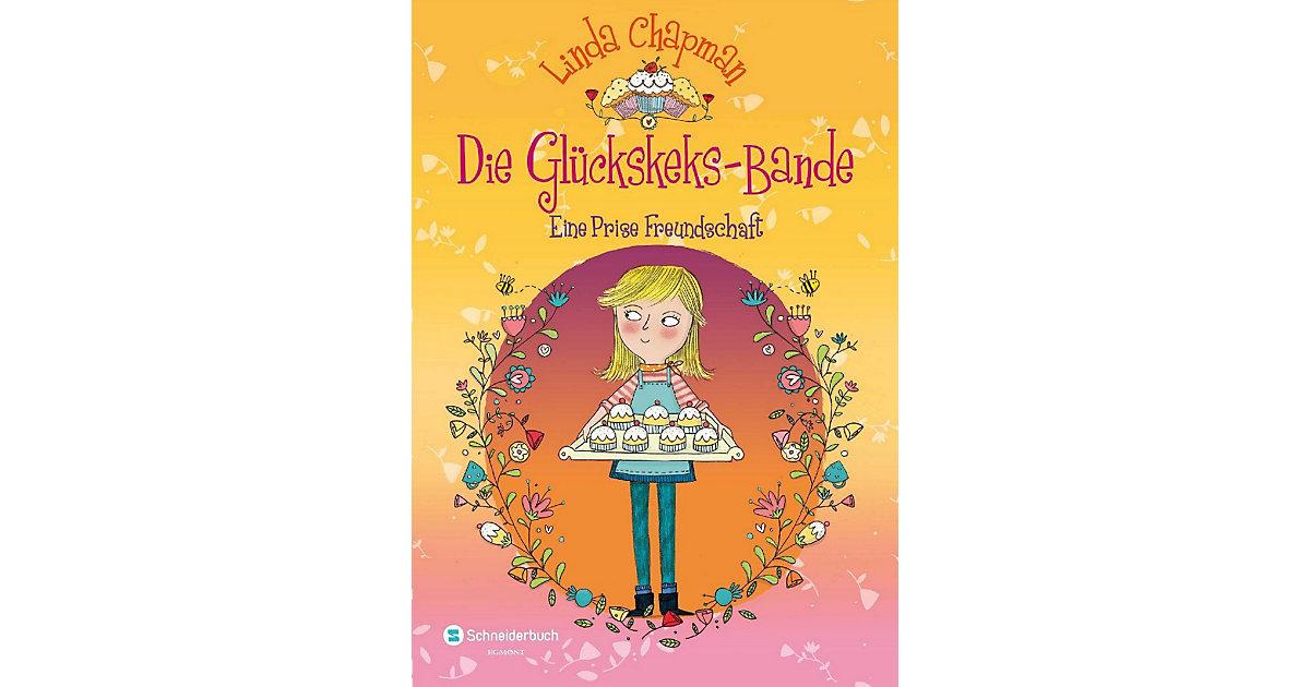 Buch - Die Glückskeks-Bande - Eine Prise Freundschaft