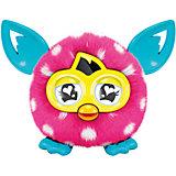 """Ферблинг """"Розовый в горох"""", Furby"""