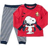 SNOOPY Baby Schlafanzug für Jungen