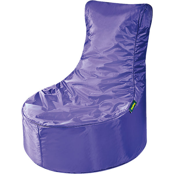 Sitzsack Seat, Oxford, purple