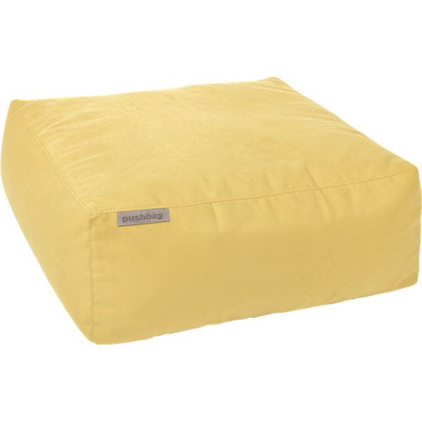 Sitzsack Easy, Soft, honey