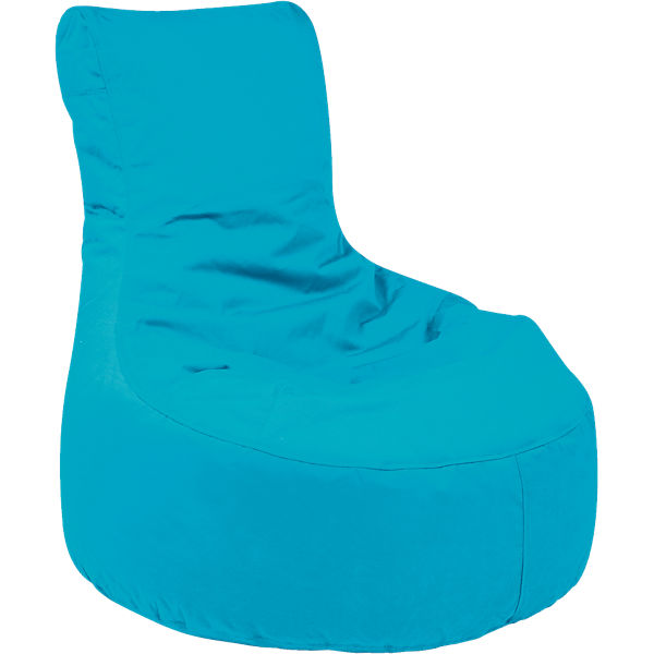 Outdoor-Sitzsack Slope, Plus, aqua