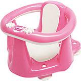 Сиденье в ванну Flipper Evolution, OK Baby, розовый