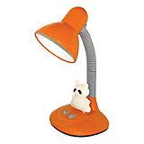 Лампа электрическая настольная EN-DL02-1, Energy, оранжевый