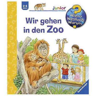 WWW junior Wir gehen in den Zoo