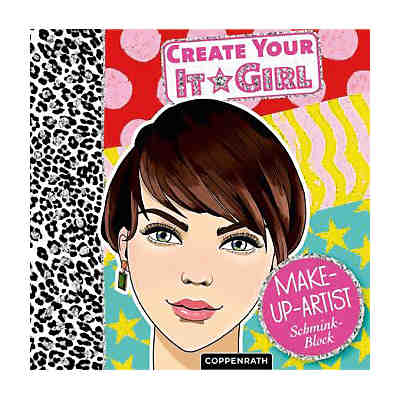 Create Your It-Girl: Make-up-Artist
