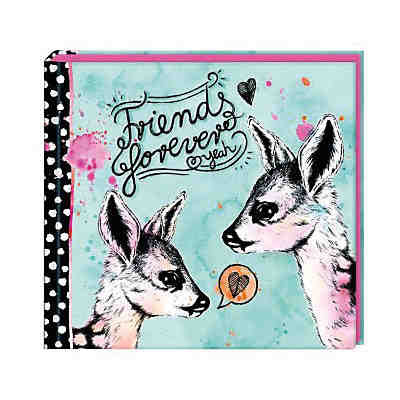 Rebella: Friends forever,Freundebuch