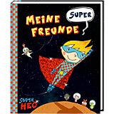 Super Neo: Meine super Freunde, Freundebuch