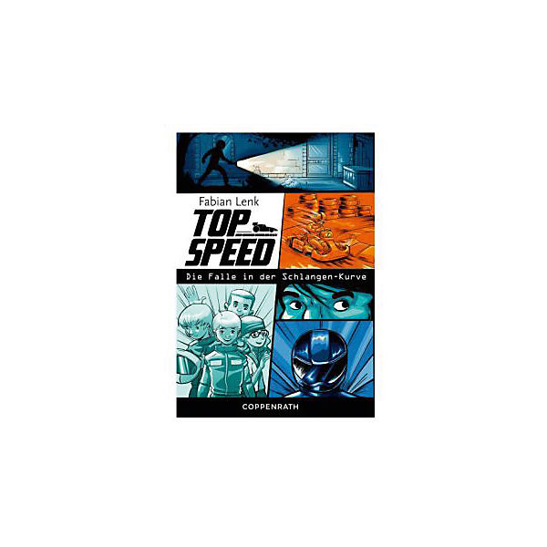 Top Speed: Die Falle in der Schlangenkurve