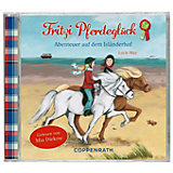 Fritzi Pferdeglück - Abenteuer auf dem Isländerhof, Audio-CD