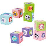 Волшебные кубики, Fisher-Price