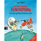 Der kleine Drache Kokosnuss und seine größten Entdeckerreisen, Sammelband