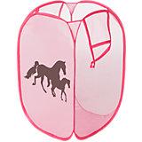 Pop Up Tonne Pferd