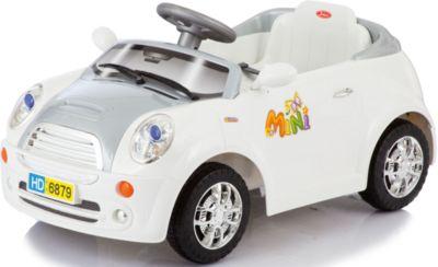 Электромобиль Mini, белый,  Jetem
